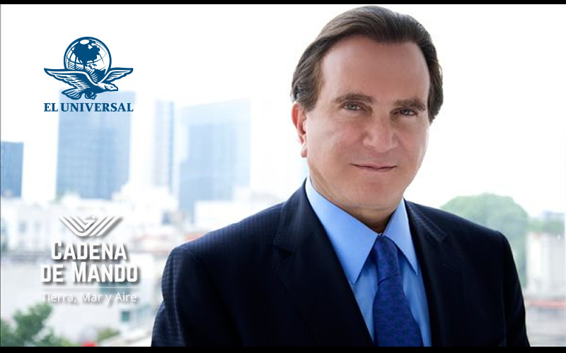 Oscar Mario Beteta - El Universal - Cadena de Mando