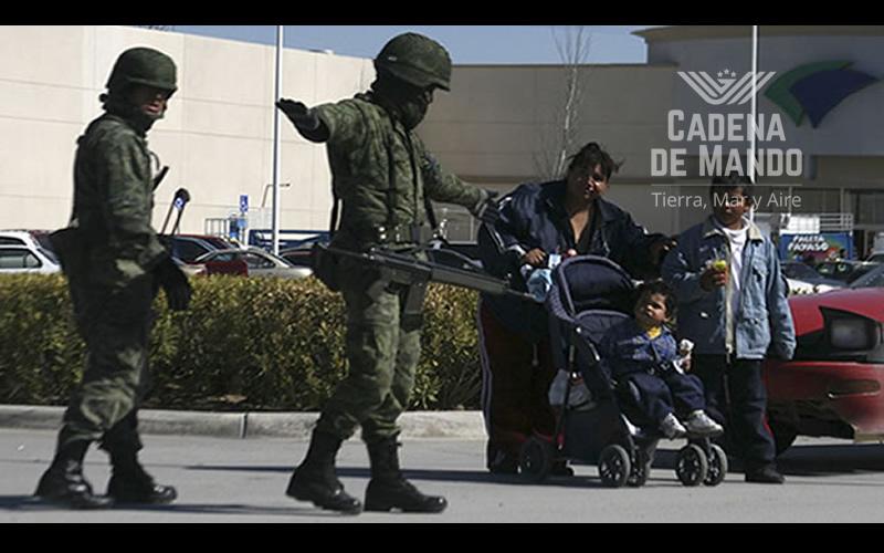 ¿Militares, policías de crucero? - José Contreras