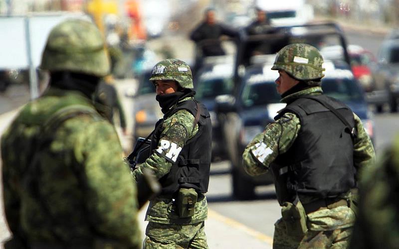 Con Ley de Seguridad Interior no se está militarizando al país: Ibarrola
