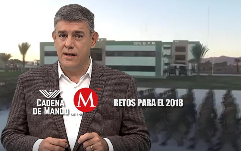 LOS RETOS DE ESTE 2018 - JUAN IBARROLA