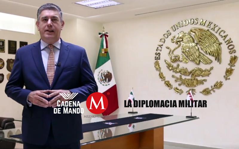 IMPORTANCIA DE LA DIPLOMACIA MILITAR - JUAN IBARROLA