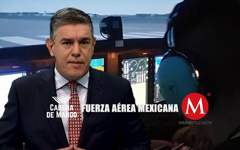 FUERZA AÉREA MEXICANA - CADENA DE MANDO
