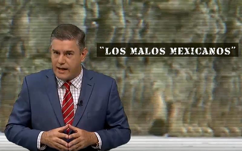 LOS MALOS MEXICANOS - CADENA DE MANDO