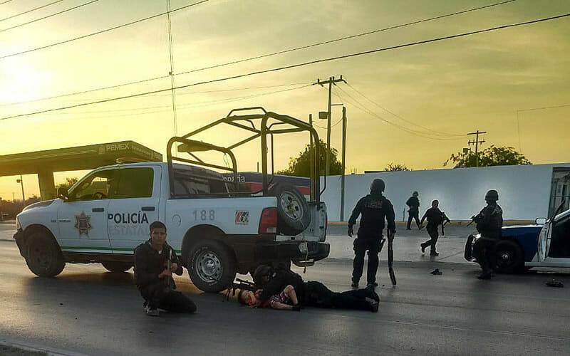 Tamaulipas una estrategia de seguridad pública débil, corrupta, ineficaz: Juan Ibarrola