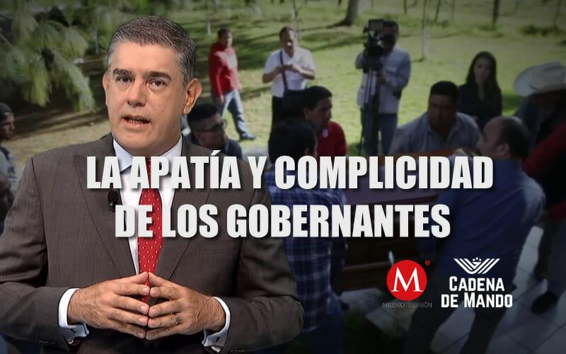 LA COMPLICIDAD DE LOS GOBERNANTES CON LA DELINCUENCIA ORGANIZADA - JUAN IBARROLA