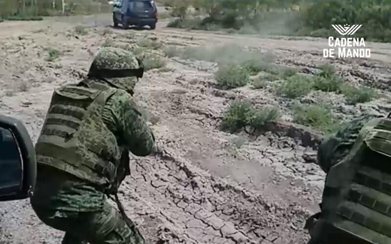 Enfrentamiento en Tamaulipas con protocolo y entrenamiento - Juan Ibarrola MVS