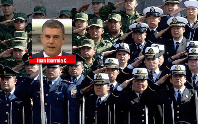 LEALTAD ABSOLUTA - JUAN IBARROLA CADENA DE MANDO