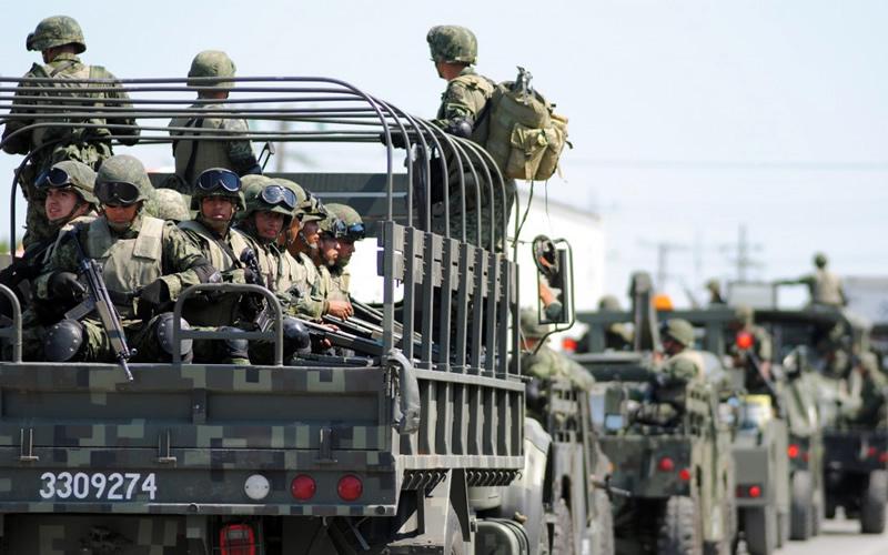 LOS SOLDADOS NO SON VENGADORES, SON SERVIDORES PÚBLICOS QUE DEFIENDEN Y PROTEGEN A LA CIUDADANÍA - CADENA DE MANDO