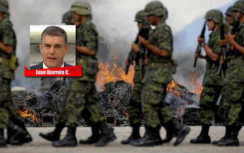 LA DEFENSA DEL ESTADO… BIEN PÚBLICO - JUAN IBARROLA CADENA DE MANDO