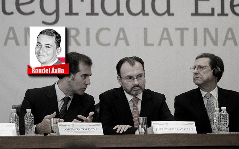 INSTITUCIONES ANÓNIMAS Y OPOSICIÓN - RAUDEL ÁVILA - CADENA DE MANDO