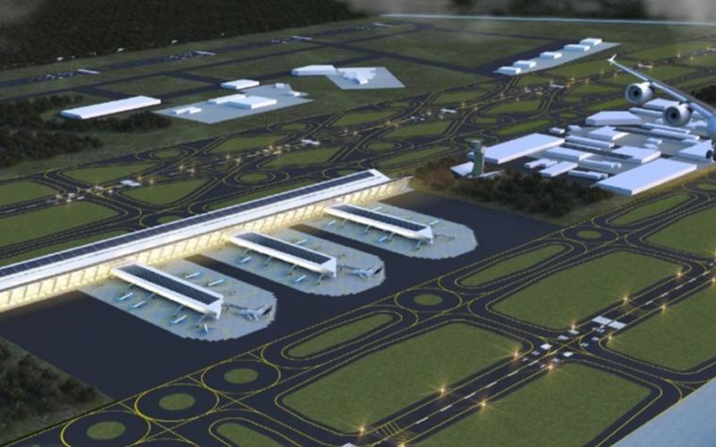 Militares construirá el nuevo aeropuerto en Santa Lucía: AMLO - Entrevista MVS