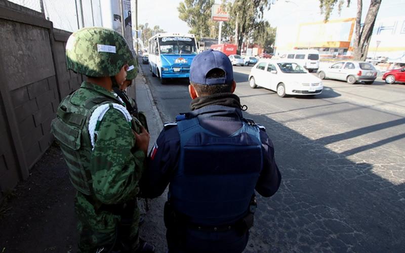 Guardia Nacional, militares en acciones de seguridad pública - MVS - JUAN IBARROLA - CADENA DE MANDO