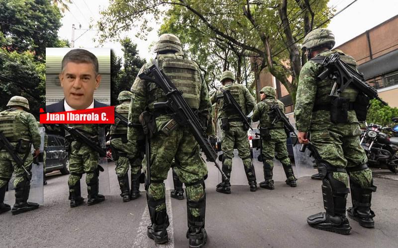 LA NATURALEZA MILITAR - JUAN IBARROLA - CADENA DE MANDO