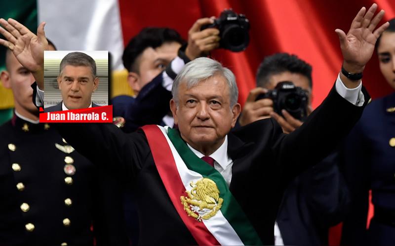 COMANDANTE SUPREMO DE LAS FUERZAS ARMADAS - JUAN IBARROLA