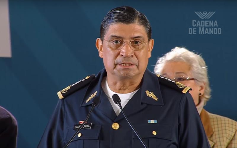 Policía Militar y Naval serán parte de la estrategia contra el robo de combustible - CADENA DE MANDO