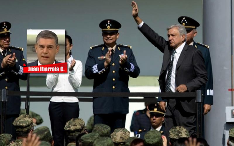 RETO 2019 - JUAN IBARROLA - CADENA DE MANDO