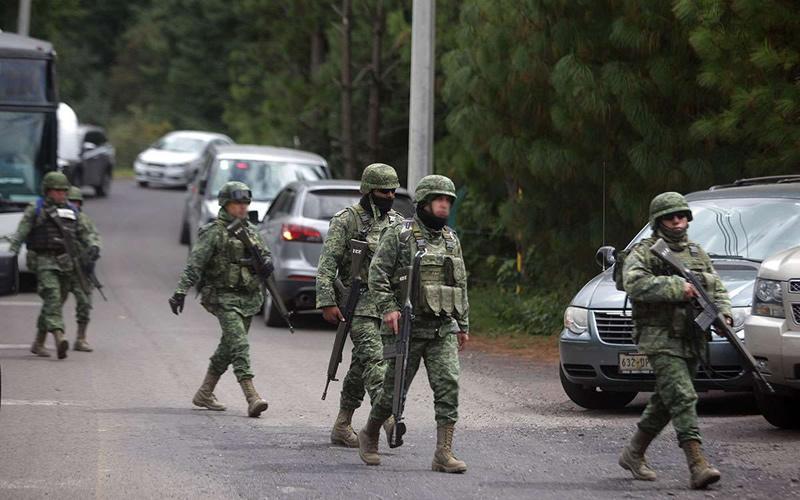 El uso de las Fuerzas Armadas ya es necesario en México - Entrevista MVS