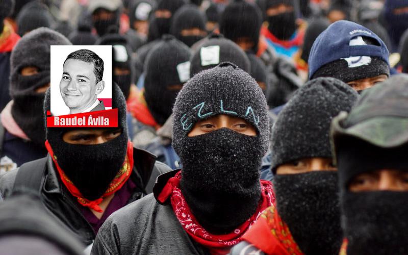 EL EZLN DE REGRESO - CADENA DE MANDO - RAUDEL ÀVILA