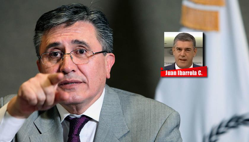 LA OMISIÓN PRODUCTO DE LA MEZQUINDAD - JUAN IBARROLA