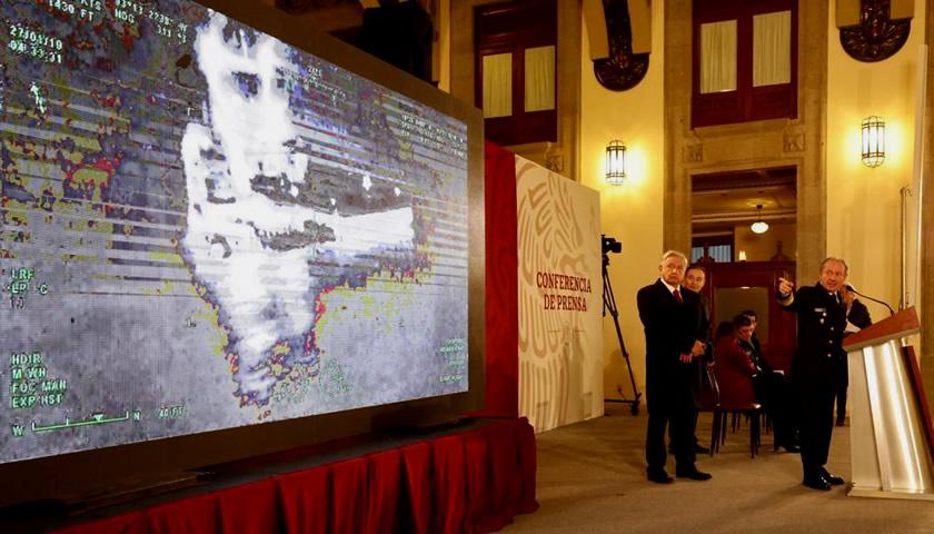 SEMAR ASEGURA MÁS DE 800 MIL LITROS DE HIDROCARBURO EN DOS BOCAS