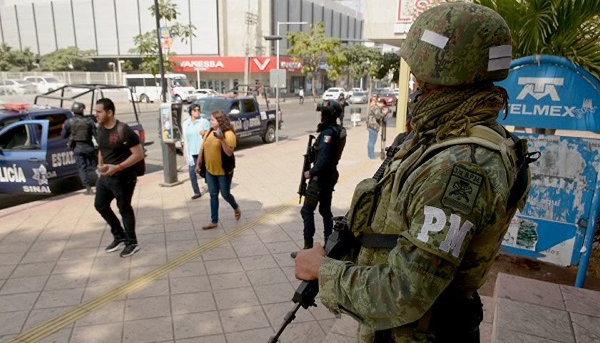 No confundamos la acción militar con la militarización - Cadena de Mando