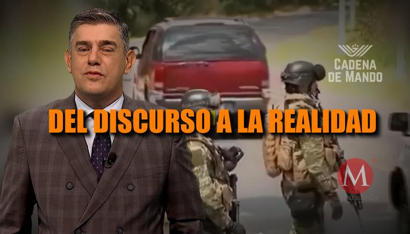 DEL DISCURSO A LA REALIDAD - CADENA DE MANDO