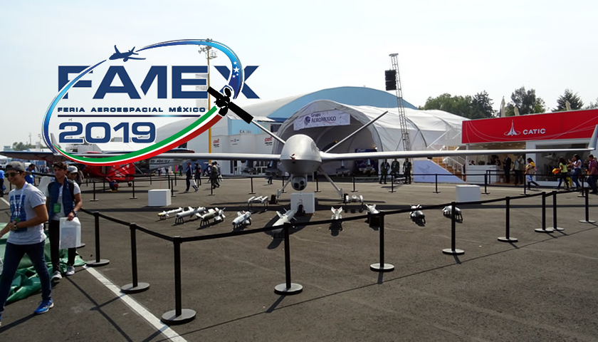 FAMEX 2019 - Feria Aeroespacial México - CADENA DE MANDO