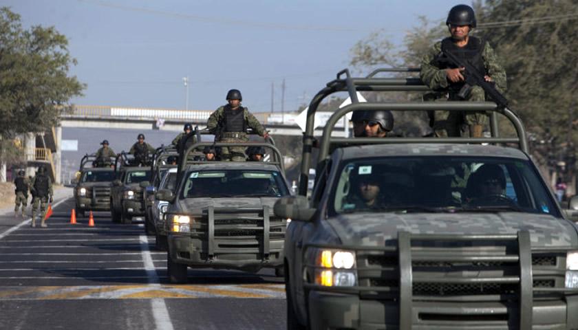 SEDENA REFUERZA SEGURIDAD EN GUANAJUATO CON 1,600 ELEMENTOS - CADENA DE MANDO