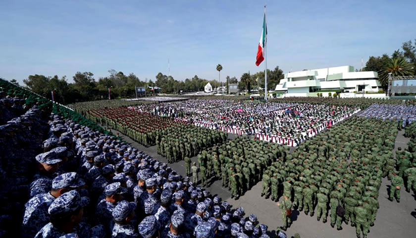 Militar con licencia podría dirigir la Guardia Nacional: Entrevista MVS Cadena de Mando