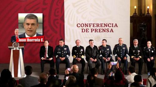 LA HONROSA SITUACIÓN DE RETIRO - Juan Ibarrola